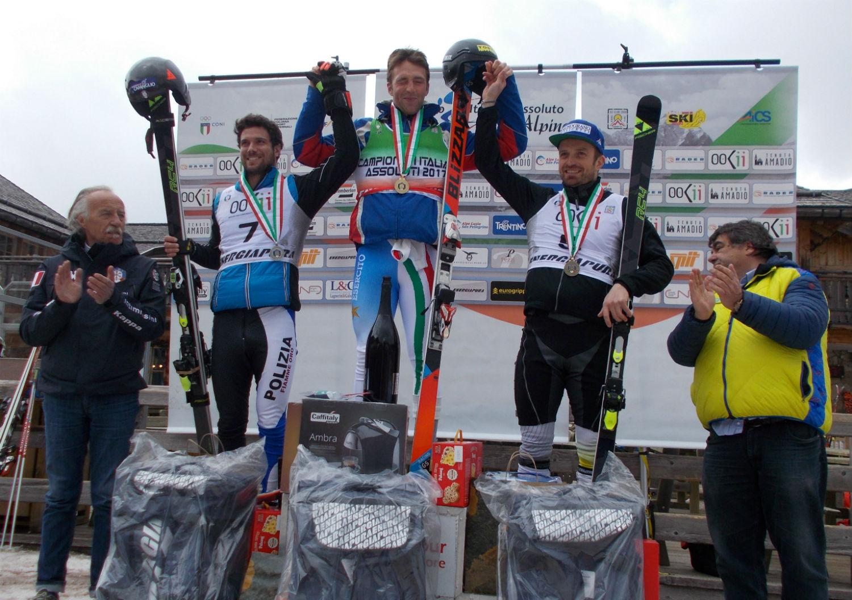 LIVE - Il giorno di Giulio Bosca, lo yankee che ha tenuto duro. E' tricolore di gigante davanti a Ballerin e Moelgg - Race ski magazine