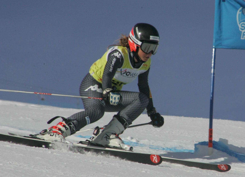 Elisa Pilar Lucchini in azione