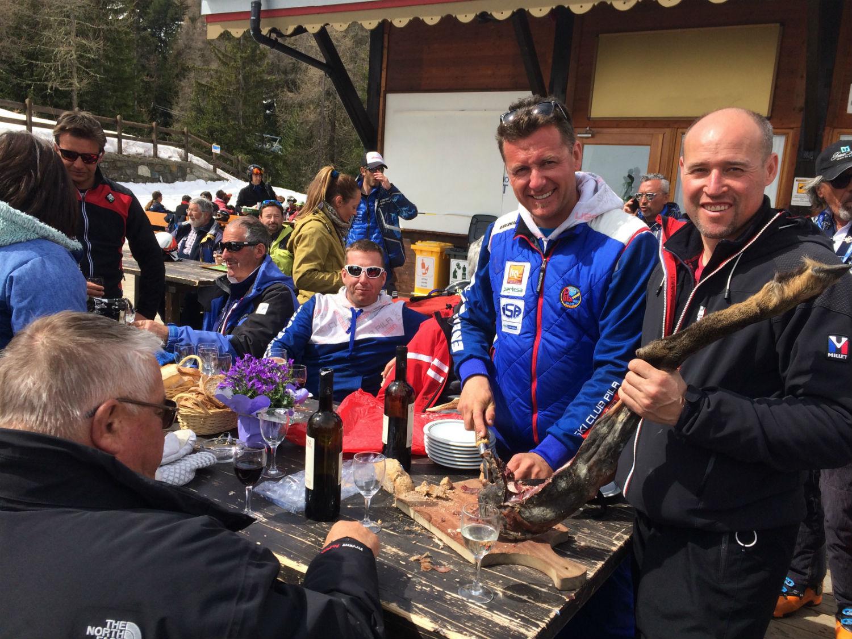 Ski Club Pila in festa ©Gabriele Pezzaglia