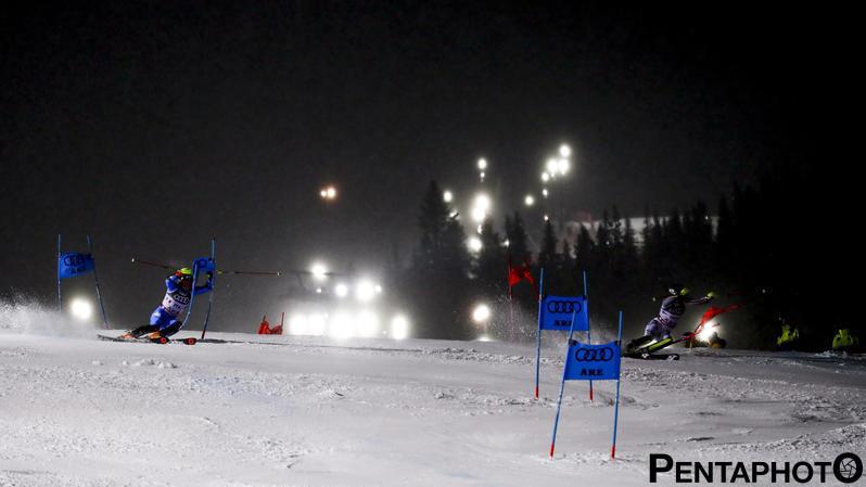 Ski World Championships 2019, Are (SWE), 12/2/2018, Simon Maurbeger (ITA), Photo by Gabriele Facciotti, Pentaphoto
