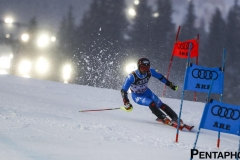 Ski World Championships 2019, Are (SWE), 12/2/2018, Simon Maurberger (ITA), Photo by Gabriele Facciotti, Pentaphoto