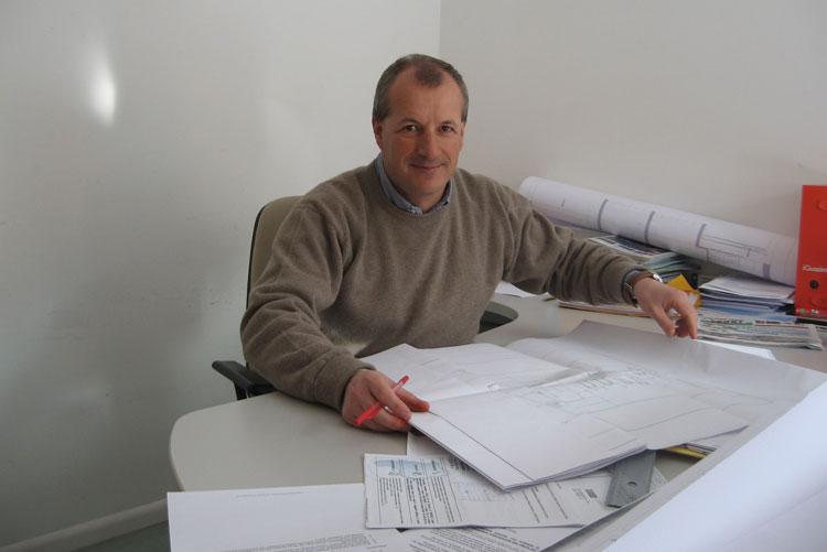 Lorenzo Conci del Comitato Organizzatore