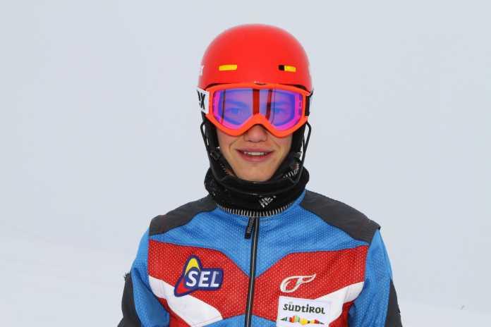 Alexander Prast primo all'Alpe di Siusi