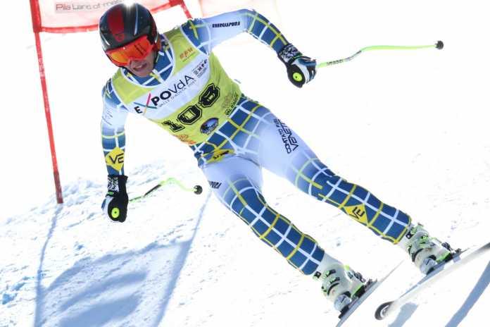 Pietro Canzio YOG Lillehammer