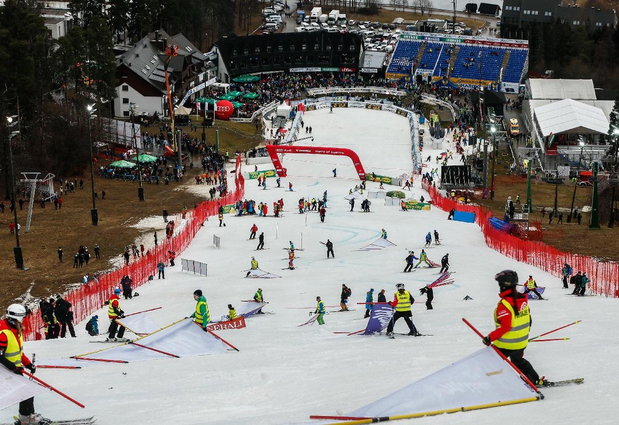 Maribor, slalom cancellato nel 2016 @Zoom Agence
