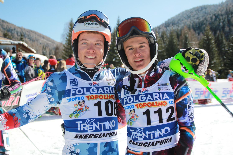 Riccardo Allegrini e Francesco Colombi ©Alice Russolo