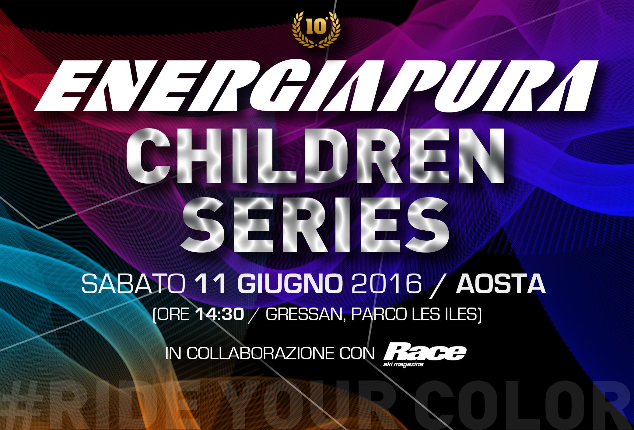 INVITO ENERGIAPURA CHILDREN SERIES 2016