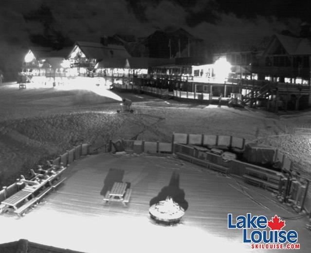 Immagini da Lake Louise (@Web Cam)