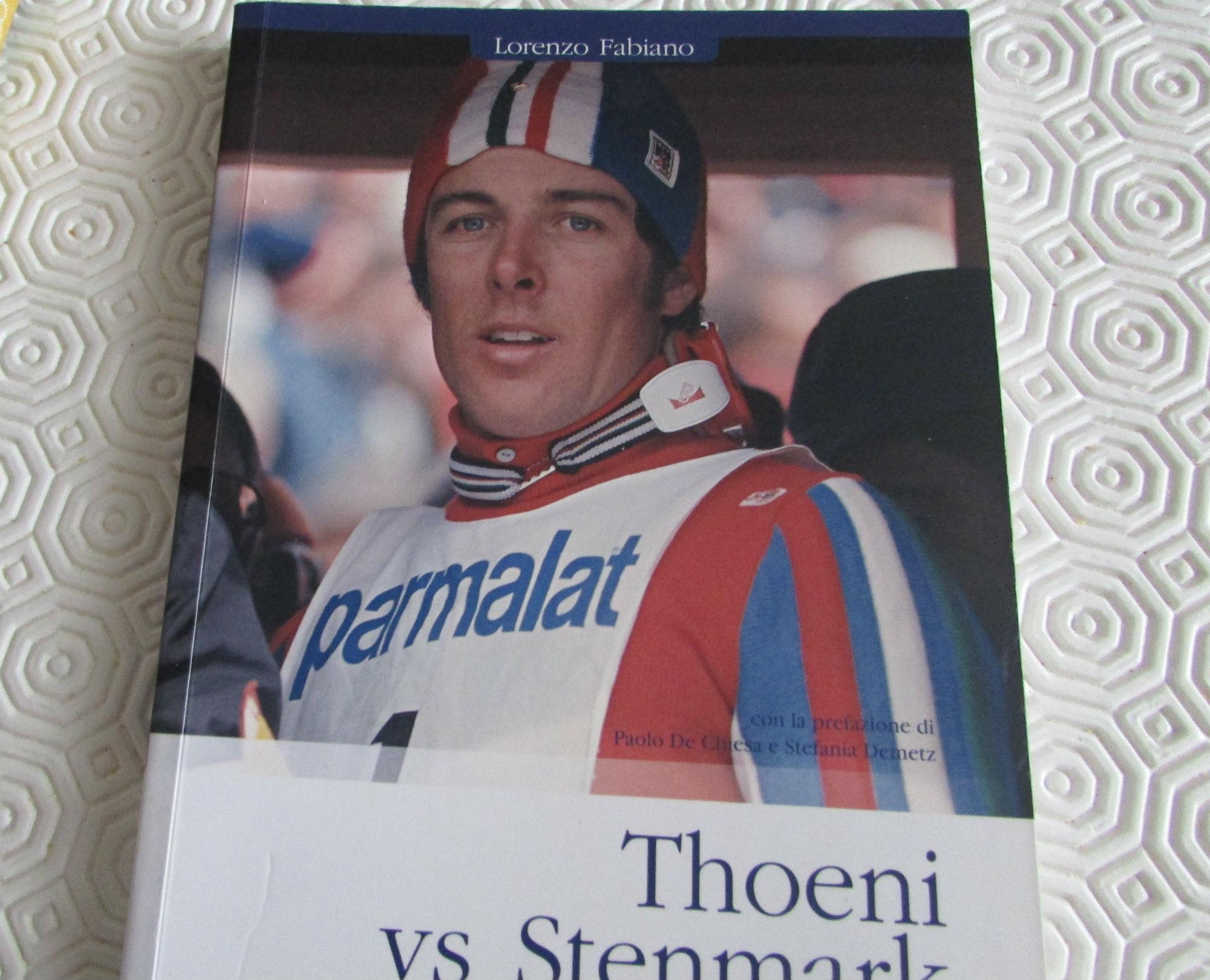 Un libro per raccontare non solo una gara storica, ma tutta una stagione indimenticabile, quella dello sci alpino maschile 1974-1975