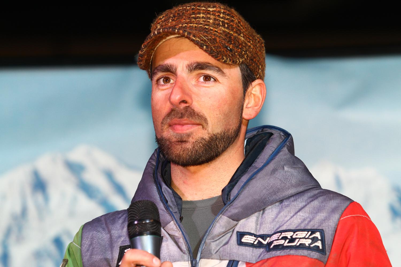 Umberto Fosson, direttore tecnico dello sci club Aosta e fratello di Pietro