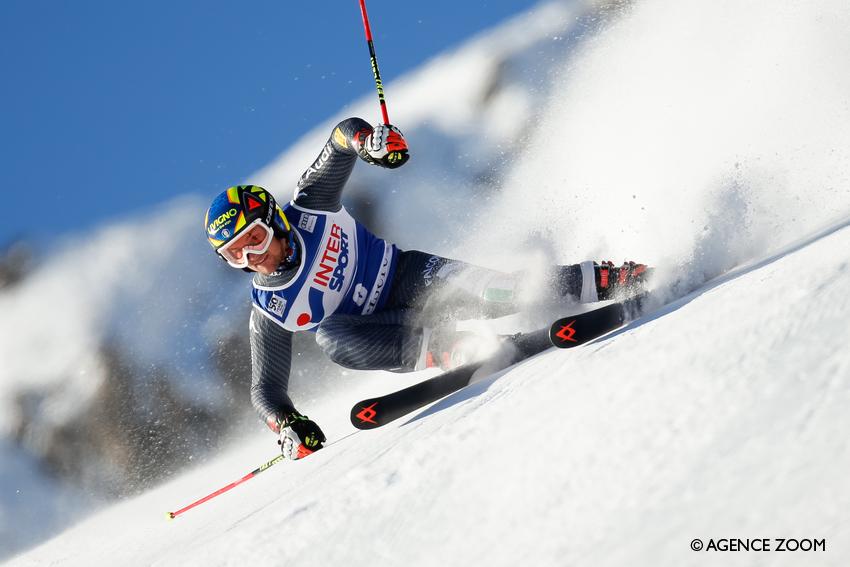 Roberto Nani oggi in Val d'Isere @Agence Zoom