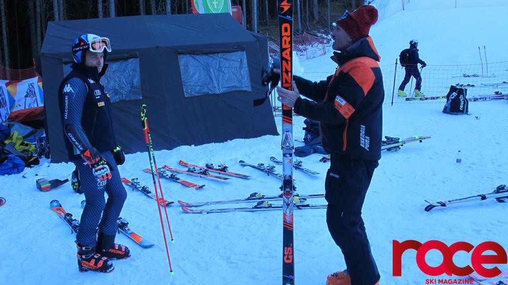 Lo skiman Heino Pfeider ©Gabriele Pezzaglia