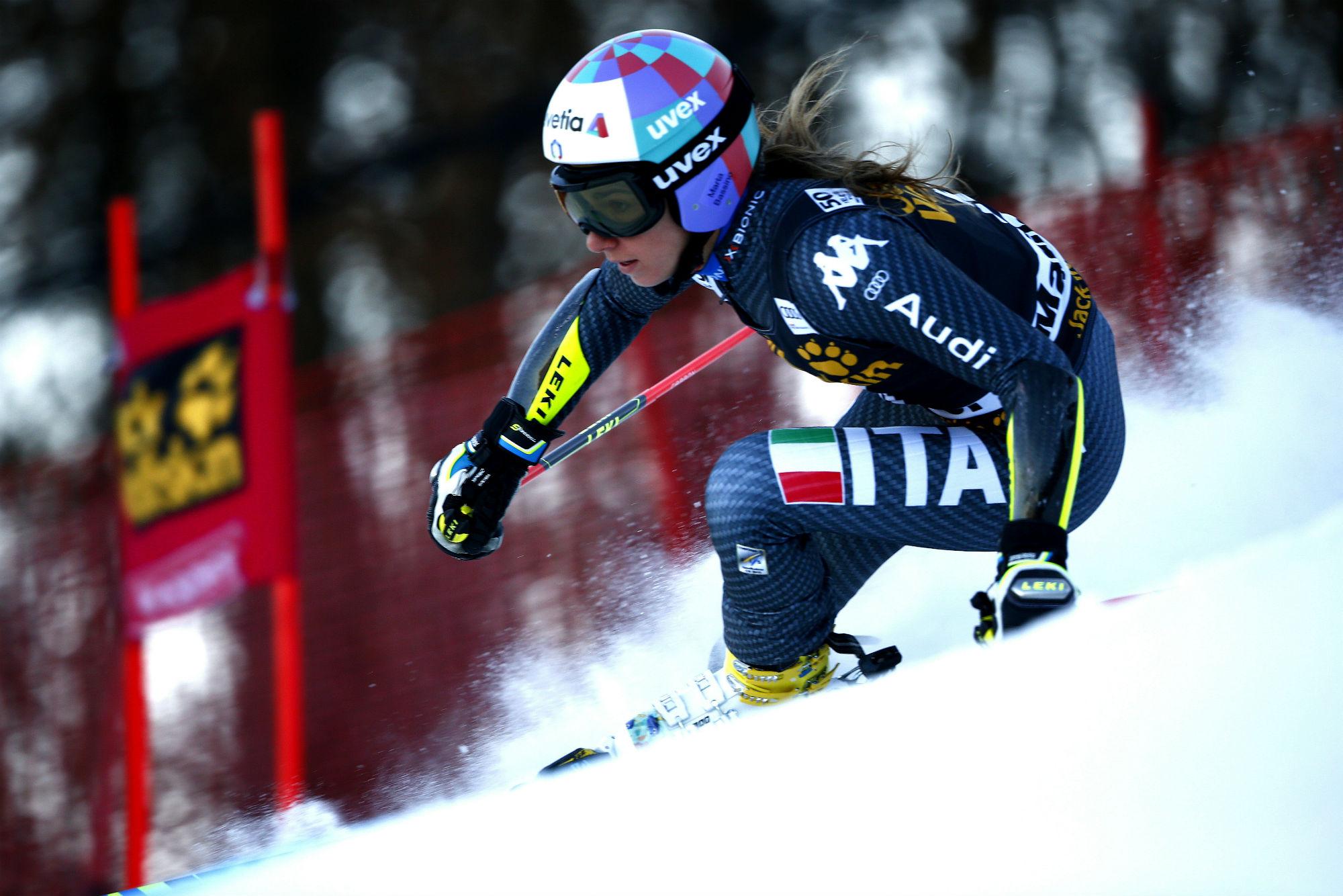 Marta Bassino a Maribor (@Zoom agence)