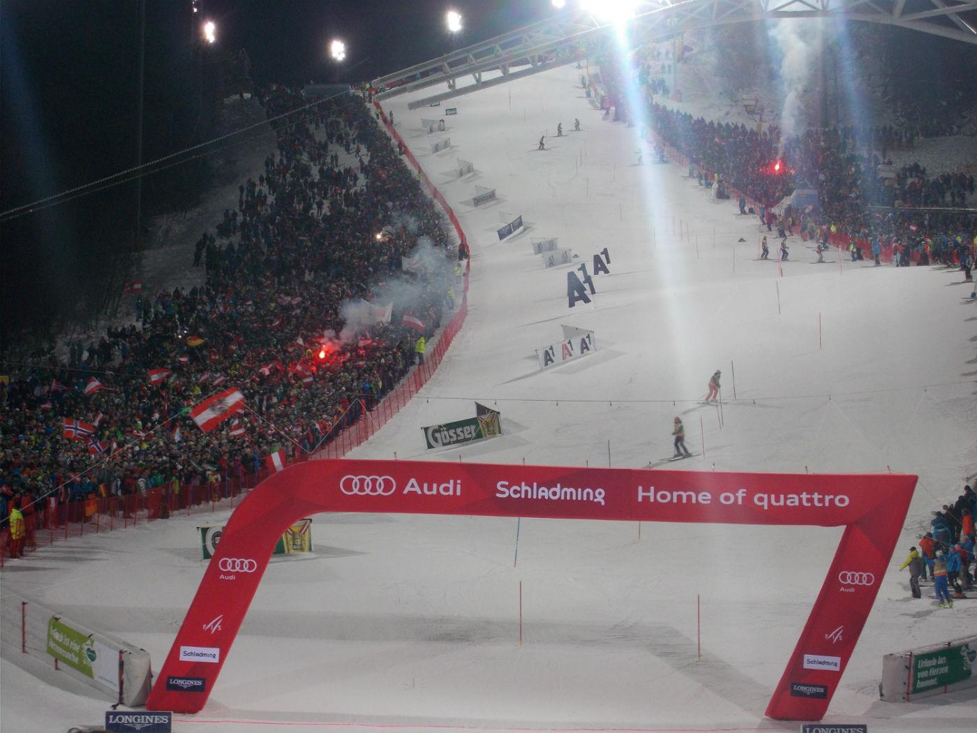 Lo spettacolo della Night Race ©Gabriele Pezzaglia