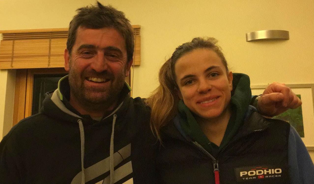 Massimo Ciacci e Matilde Gavazzi dell'Academy School Val di Luce
