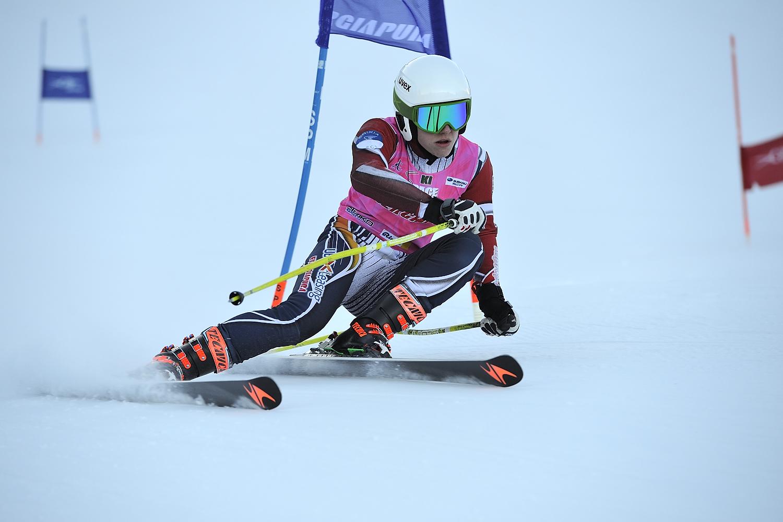 Claudia Marchesi in azione