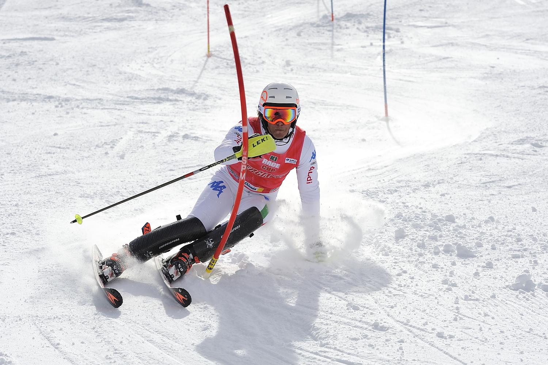Francesco Bertolini in azione