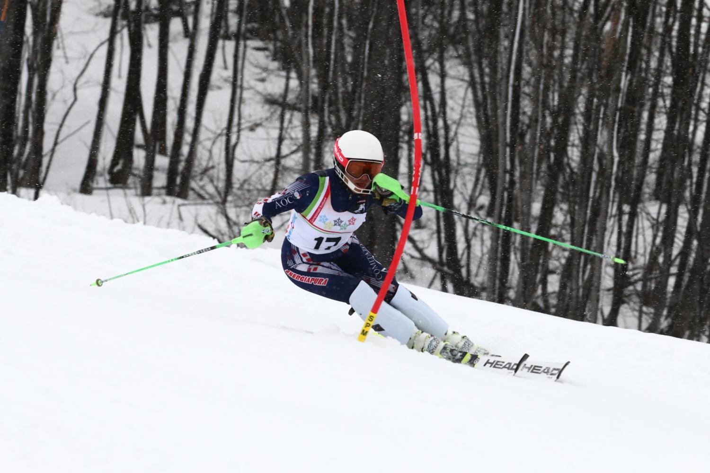 Sci Alpino, Campionati Italiani Aspiranti, slalom, Bardonecchia (ITA), 06/03/17, Slalom combinata alpina