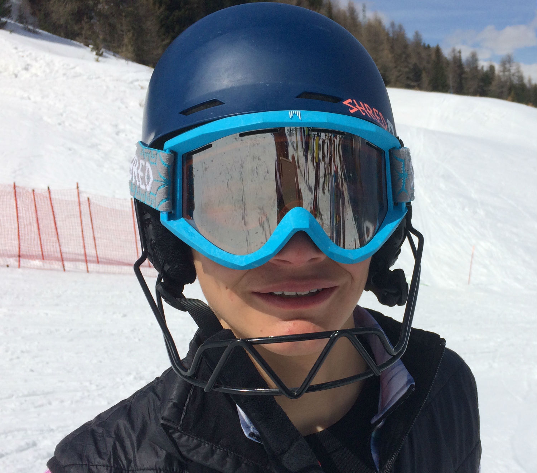 Il vice campione italiano di slalom Filippo Della Vite ©Gabriele Pezzaglia