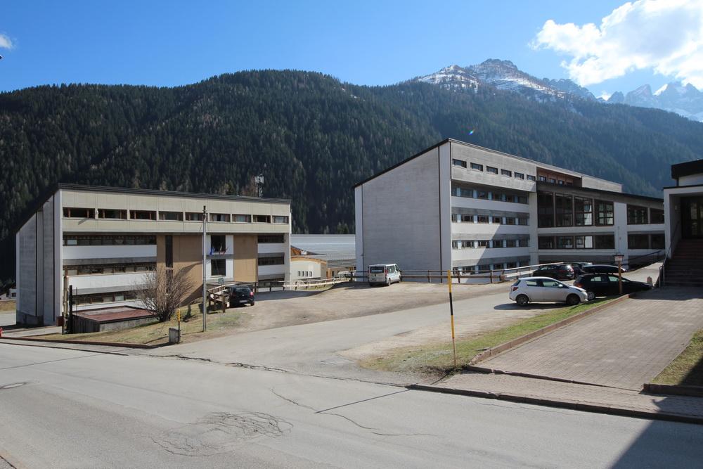 La sede dello Ski College Veneto